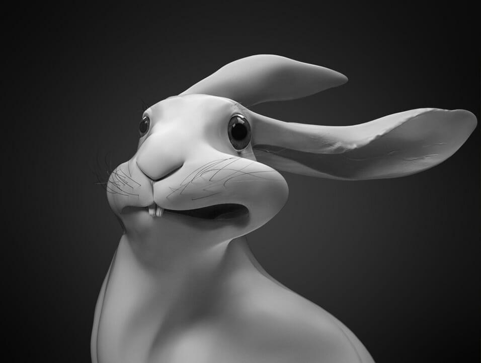 rabbit_3d_withouttexture